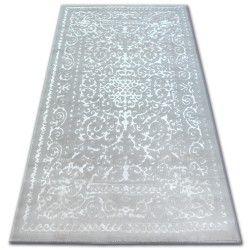 Teppich ACRYL MANYAS 0916 Grau/Elfenbein