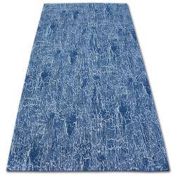 Teppich Wolle ATRIUM JULIUS Marine