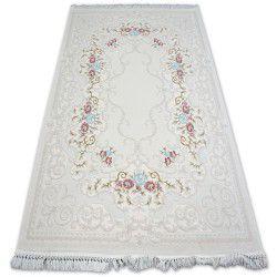 Teppich ACRYL MIRADA 5412 Sahne/Kemik Franse
