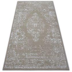 Teppich SENSE 81261 beige/weiß