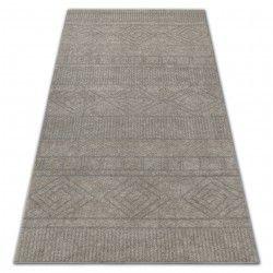 Teppich SOFT 8040 Sahne/Hellbeige