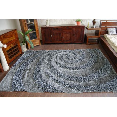 Teppich SHAGGY MYSTERY 315 grau