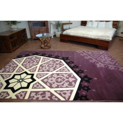 Teppich ACRYL ATLANTIK 090B lila