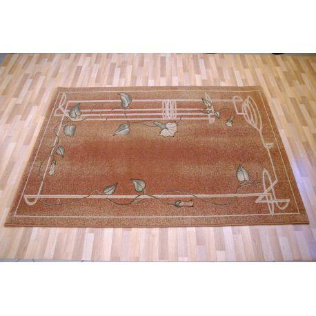 Teppich PORTO Terrakotta