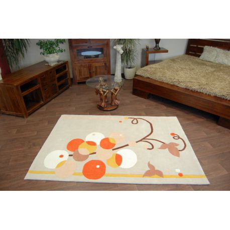 Teppich AKRYL 4001 beige