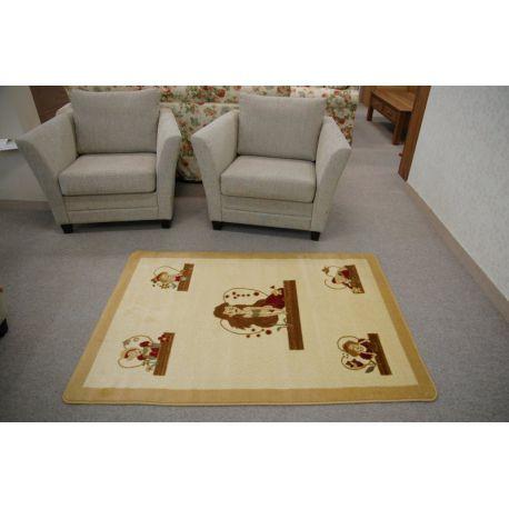 Teppich HELENA beige