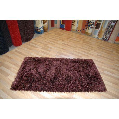 Teppich TORONTO dunkelbraun