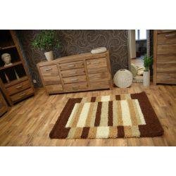 Teppich SHAGGY LONG 4083 Schokolade