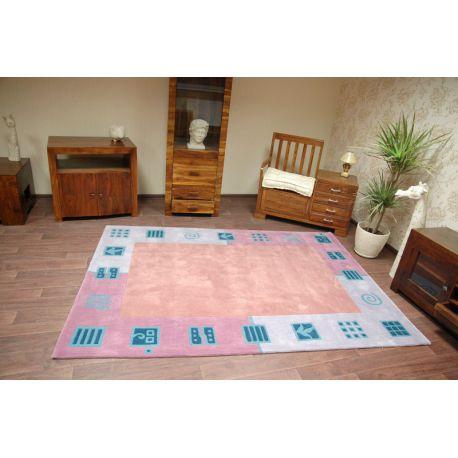 Teppich acryl ROSE FRAME