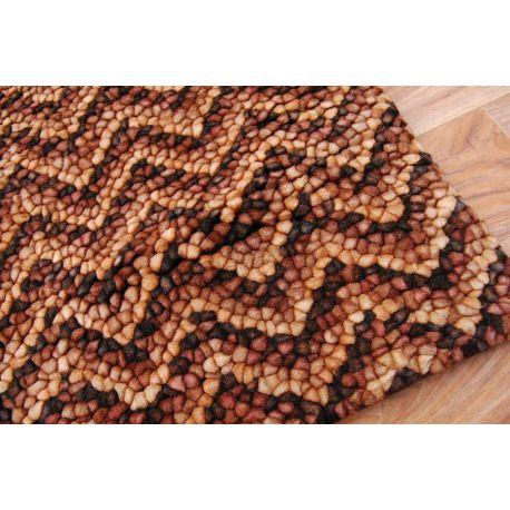 Teppich JANTAR beige/brown