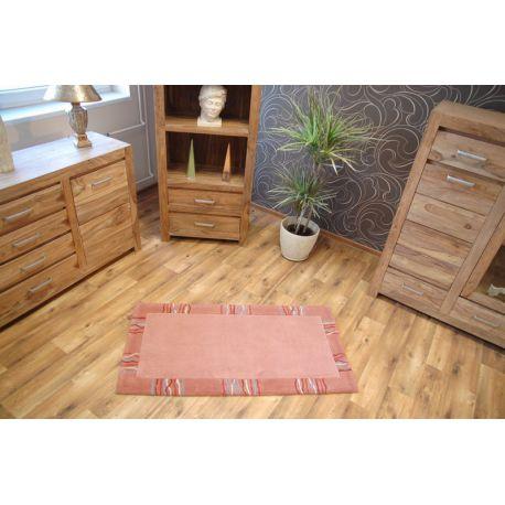 Teppich acryl pink