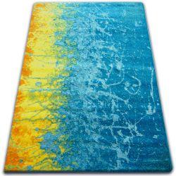 Teppich PAINT - F479 blau