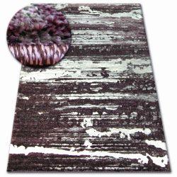 Teppich SHADOW 9368 Flieder / Flieder