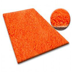 Teppichbode SHAGGY 5cm orange