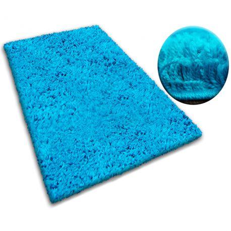 Teppich SHAGGY GALAXY 9000 aqua