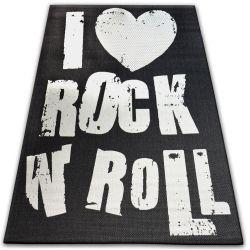Teppich FLAT 48101/090 - ROCK N' ROLL